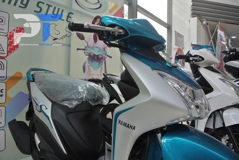 Warna Yamaha Mio S 2018: Ada 4 pilihan, Warna Hijau Paling Keren!
