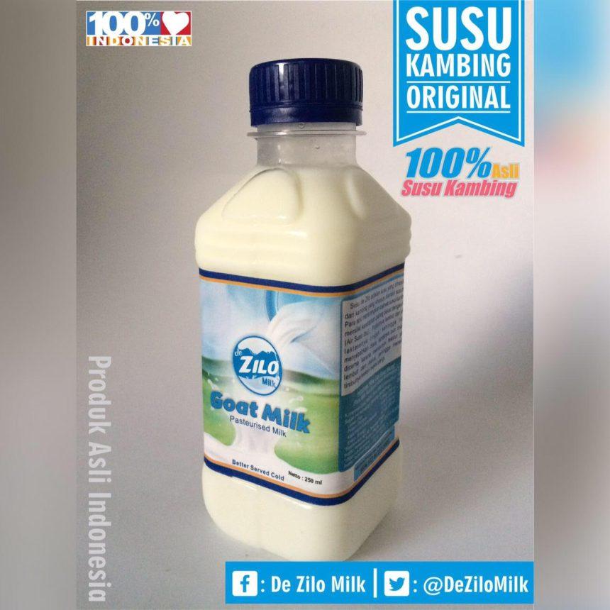 Susu Kambing Dezilo Original