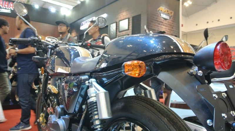 Cafe Racer Indonesia