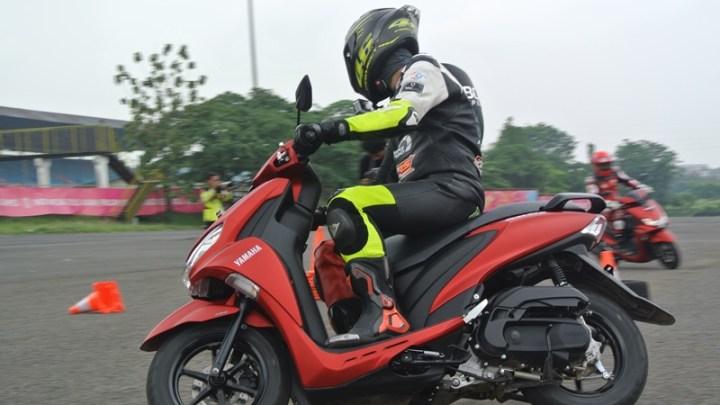 Test Ride Yamaha FreeGo : Fungsi Maksimal, Performa Handal.. Perfect!