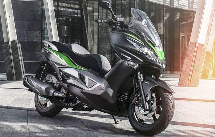 Kawasaki kapan jual skutik