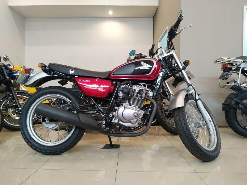 Hanya Ada 3 Unit di Indonesia, Harga Honda CB 233S Bekas Tembus 140 Juta!