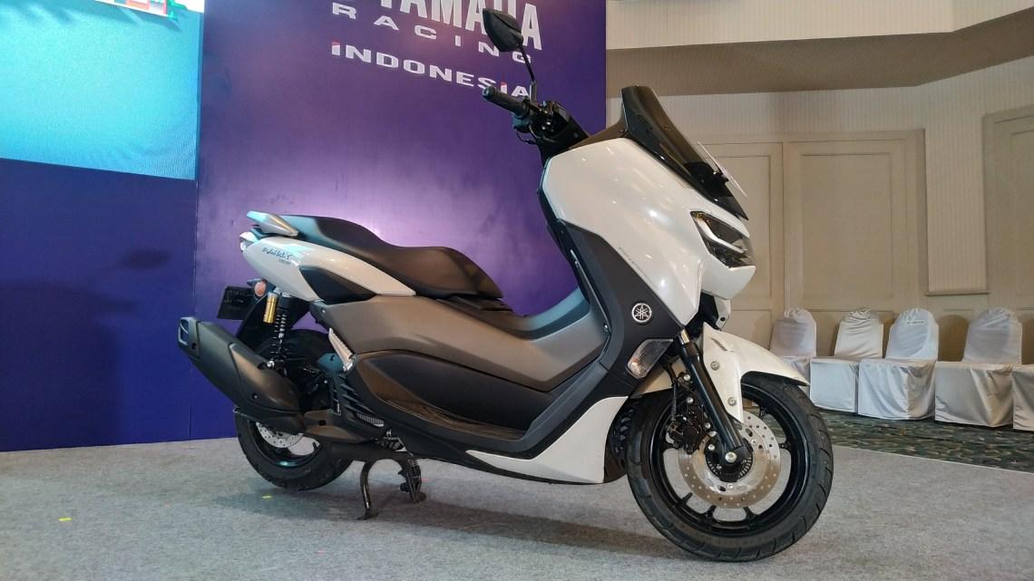 Yamaha Ngamuk, Harga All New NMAX Connected Cuma 33 Jutaan!