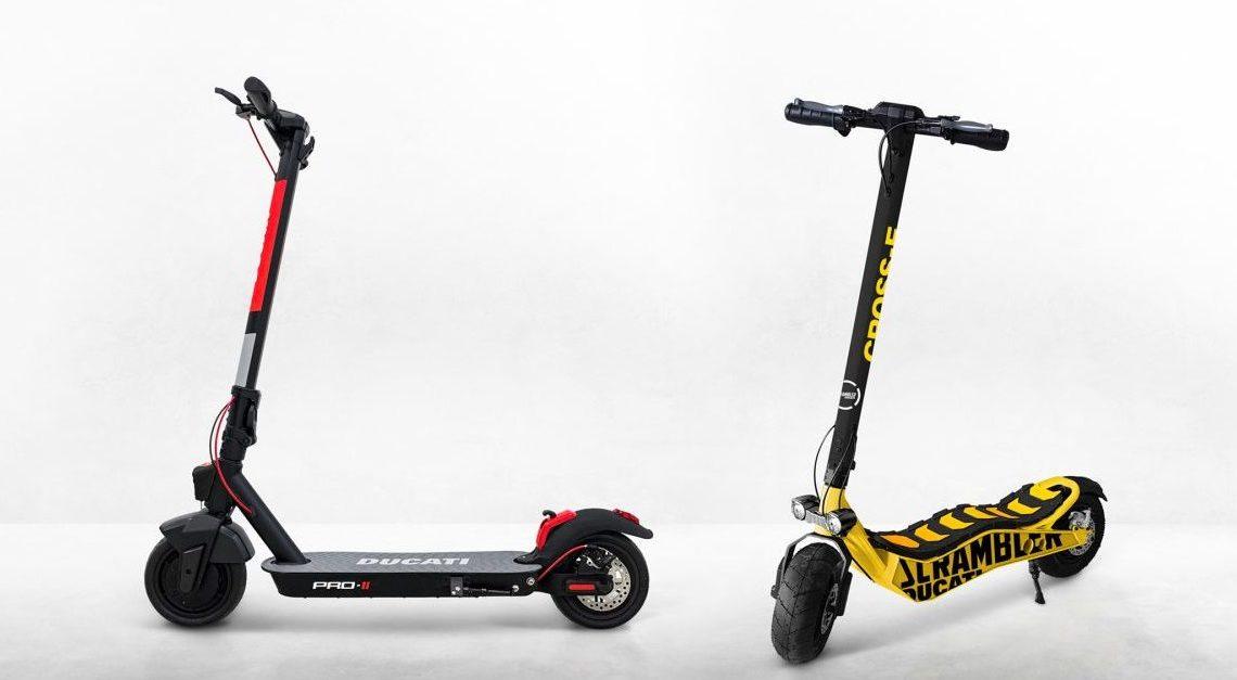 Ducati Scrambler Cross-E: Ogah Bikin Mocil, Ducati Malah Bikin Skuter Listrik!