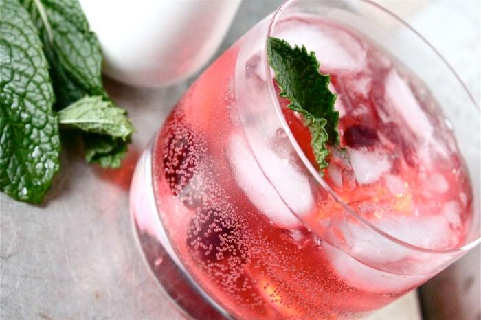 gin soda 7