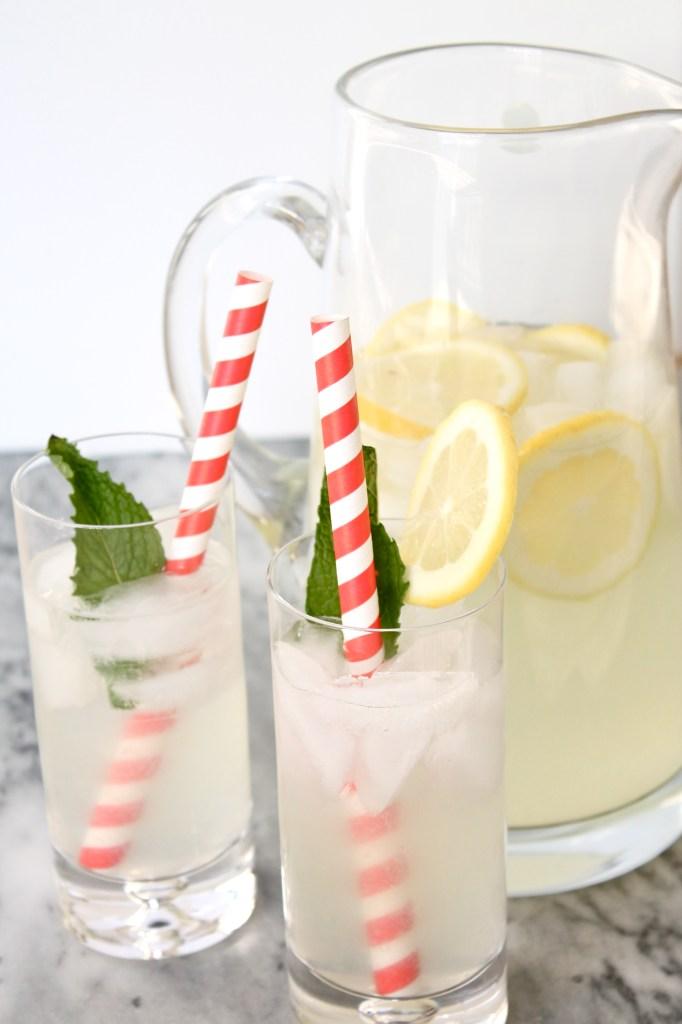 gin and lemonade