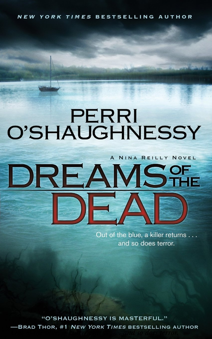 Dreams of the Dead Book Cover