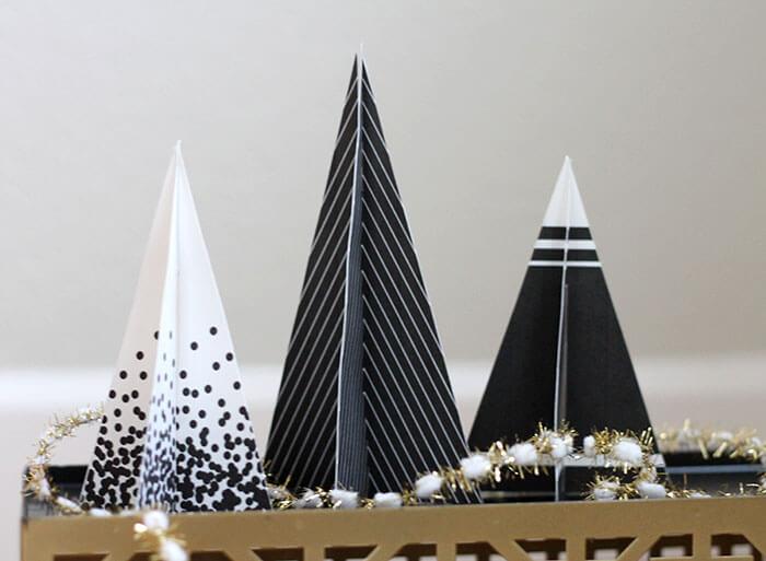 printable 3d christmas trees. Black Bedroom Furniture Sets. Home Design Ideas
