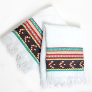Cotton Absorbent Fingertip Towels