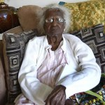 Here's to the birthday girl! Oldest living American turns 115 years young