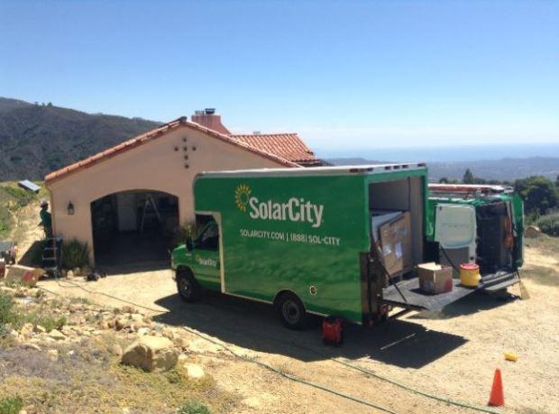 SolarCityInstall