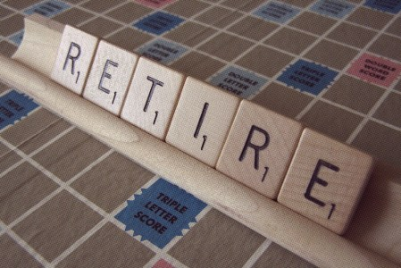 Retirement Scrabble Finance