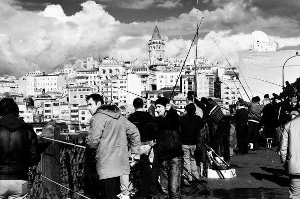Ponte di Galata, Istanbul