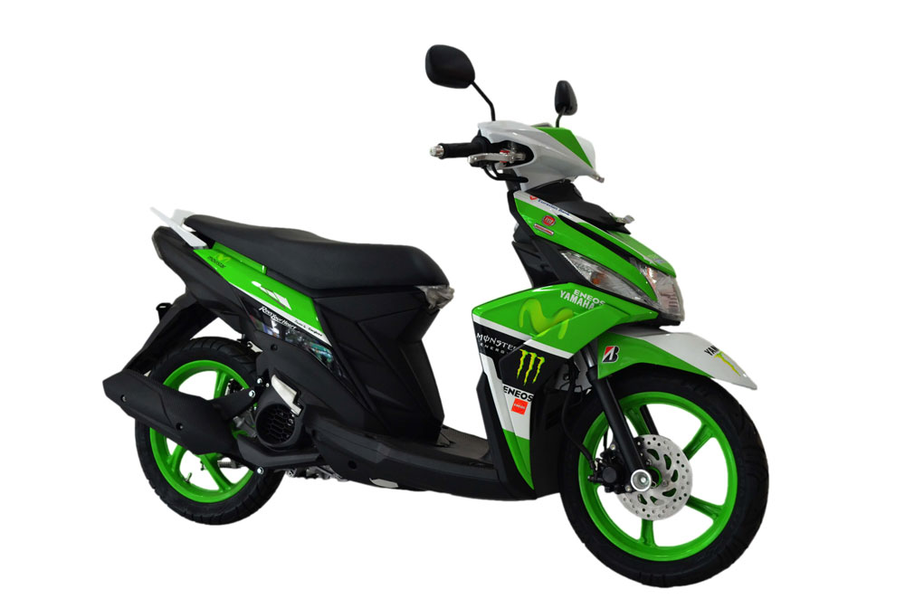Modifikasi Motor Mio Cat: Modif Motor 2017