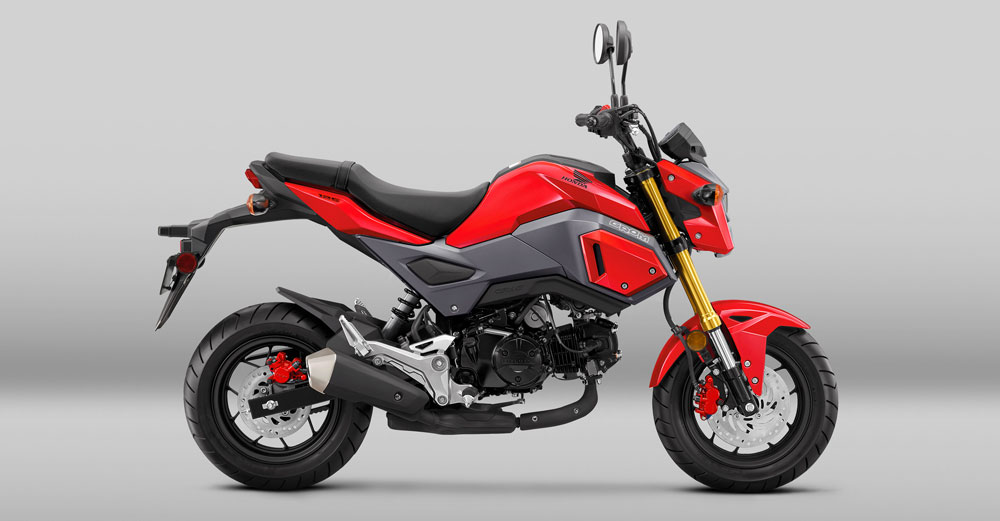 new 2017 honda grom exhaust systems released by tyga new 2017 honda ...