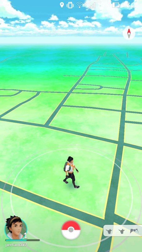 Rilis Game Pokemon Go Di Indonesia