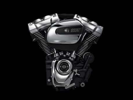 All New Milwaukee Eight Engine Harley-Davidson Pertamax7.com 2