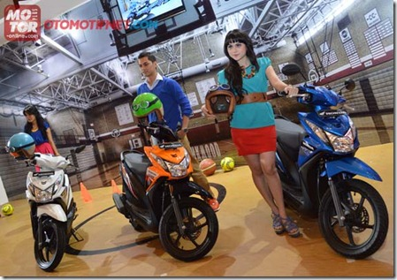 all new honda beat fi