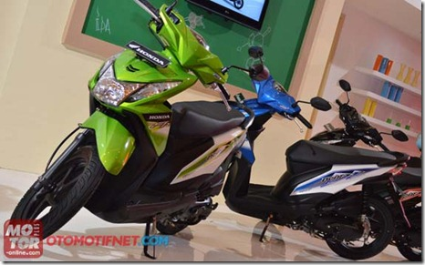 all new honda beat injeksi