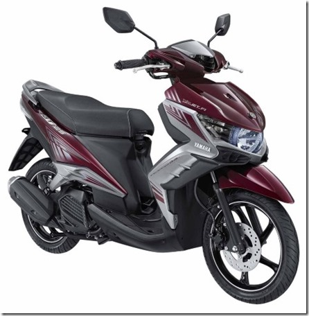 yamaha new GT 125 eagle eye premium purple (Small)