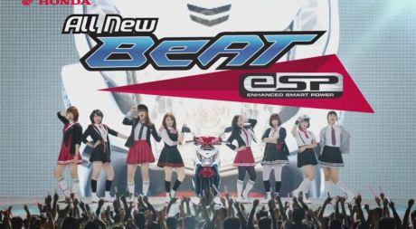 TVC HONDA BEAT ESP with JKT48