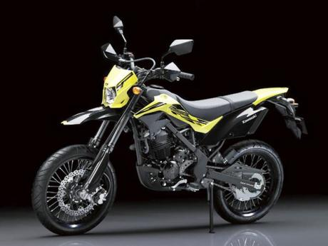 Kawasaki Luncurkan New D-Tracker 150 bervelg Ring 17 Lebar, makin Macho 01 Pertamax7.com