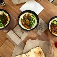 The Hummus Club - Trinity Arcade