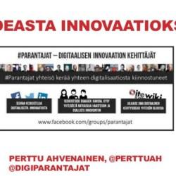ideasta innovaatio