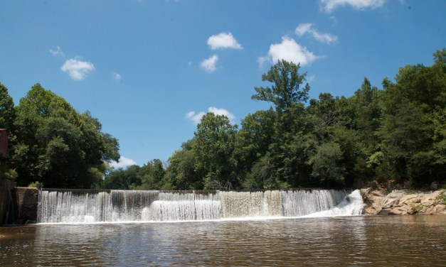 Whittles Mill Dam