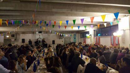 19/11/16 - Cena solidale in collaborazione con il Comune di Spinetoli