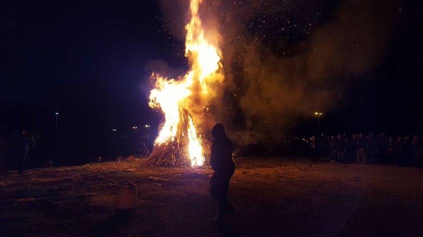 08/12/16 - Presepe e albero di Natale al campo di Pescara