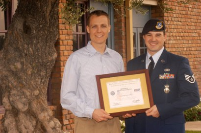 Pest Control Company, Bulwark Exterminating Honored with Military Award