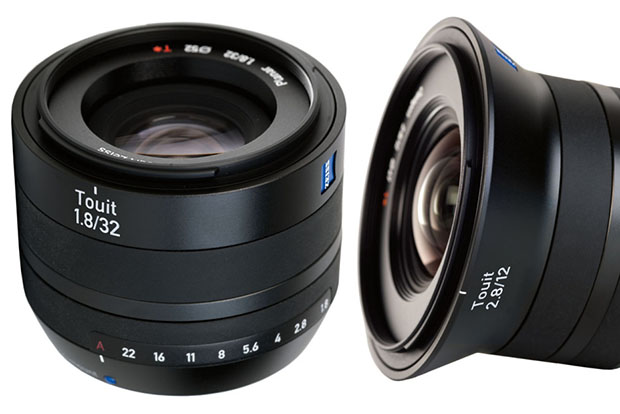 Zeiss Unveils Touit Lenses for Mirrorless Cameras, Publishes Specs and Samples zeisstouit