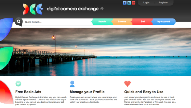 Digital Camera Exchange: A New Place to Buy and Sell Used Photography Gear digitalcameraexchange2