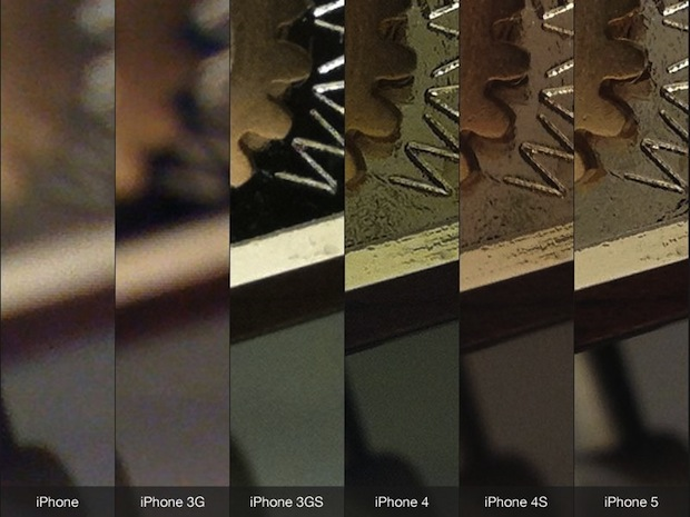Comparing the Quality of iPhone Cameras Over the Years iphonecomparison2