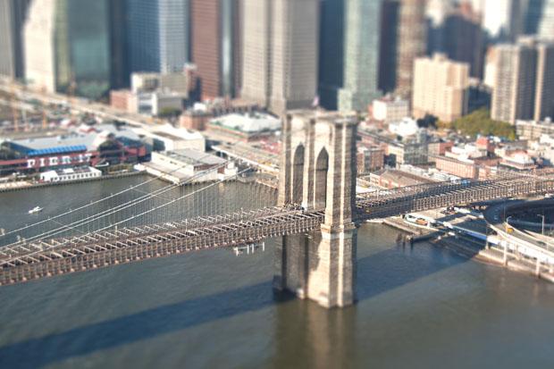 Brooklyn Bridge by Richard Silver