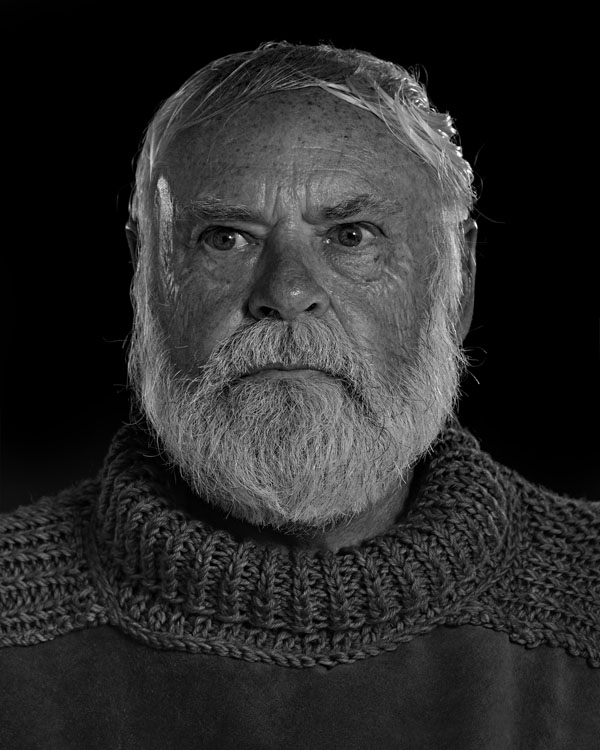 Portraits of the Bearded Men in an Ernest Hemingway Look Alike Contest DUSTY RHODES 1289 1