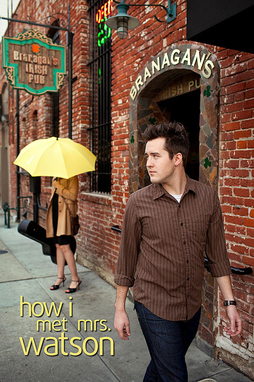 The Wedding - Magazine cover