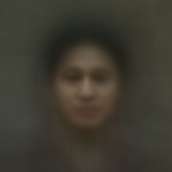 Averaged Portraits Created Using Faces Found in Popular Movies ssbkyh oldboy copy