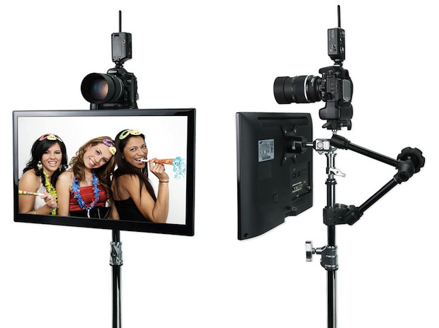 Vu Booth Rig Lets You Quickly and Easily Turn Your Gear Into a Photo Booth vubooth