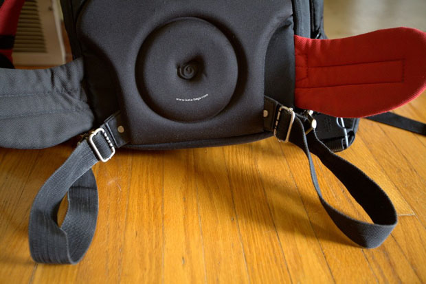 Transport a Tripod by Adding a Strap to the Bottom of a Camera Backpack 2XGqrlHh