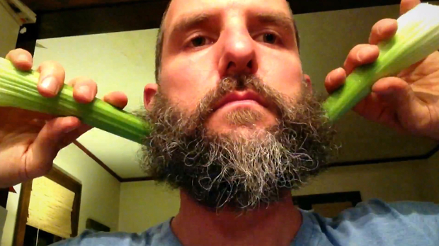 Viral Stop Motion Beard Video Shot Using Only an iPhone and Some Creativity beardstopmotion1