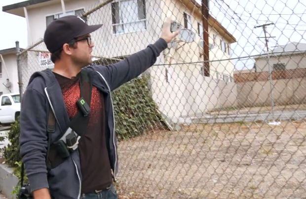 LA Photographer Detained for Interfering While Taking Photos from 90 Feet Away nee1