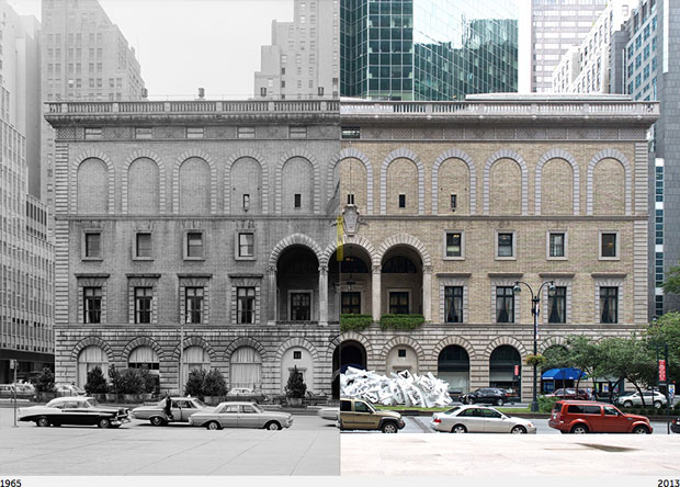 Then and Now Photos of New York City  nycbeforeafter 7