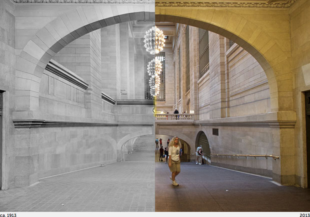 Then and Now Photos of New York City  nycbeforeafter 8