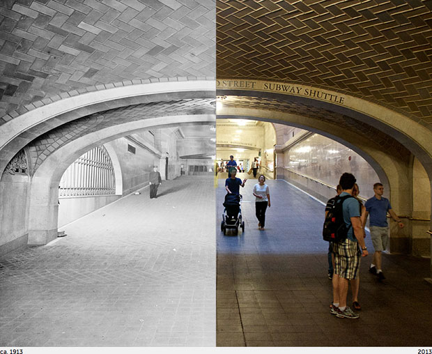 Then and Now Photos of New York City  nycbeforeafter 9