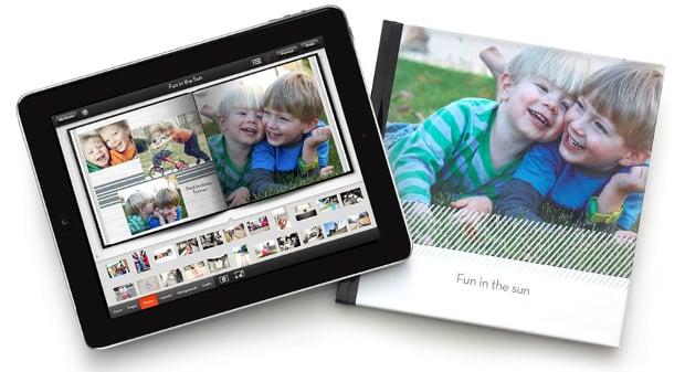 Photo Story: Shutterflys Own Photo Book Maker App for iPad photostory1