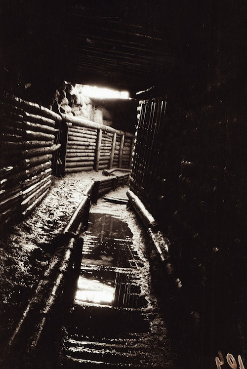 Never Before Seen WWI Photos Taken by a German Officer putney7