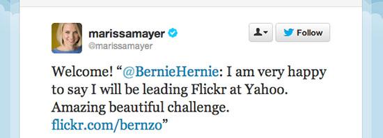 Flickr Gets a New Leader: Former Google Exec Bernardo Hernández response