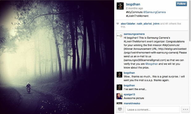 Controversy Erupts After Stolen Picture Wins Samsung Photo Contest samsungcontest1